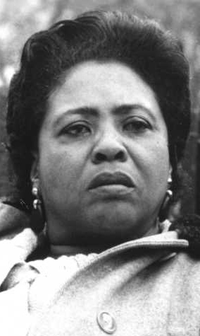 Ms. Spirn's Class chose Fannie Lou Hamer as their role model in Black History. Fannie Lou Hamer, born October 6, 1917 was an